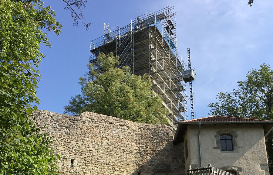 Bergfried Ostheim