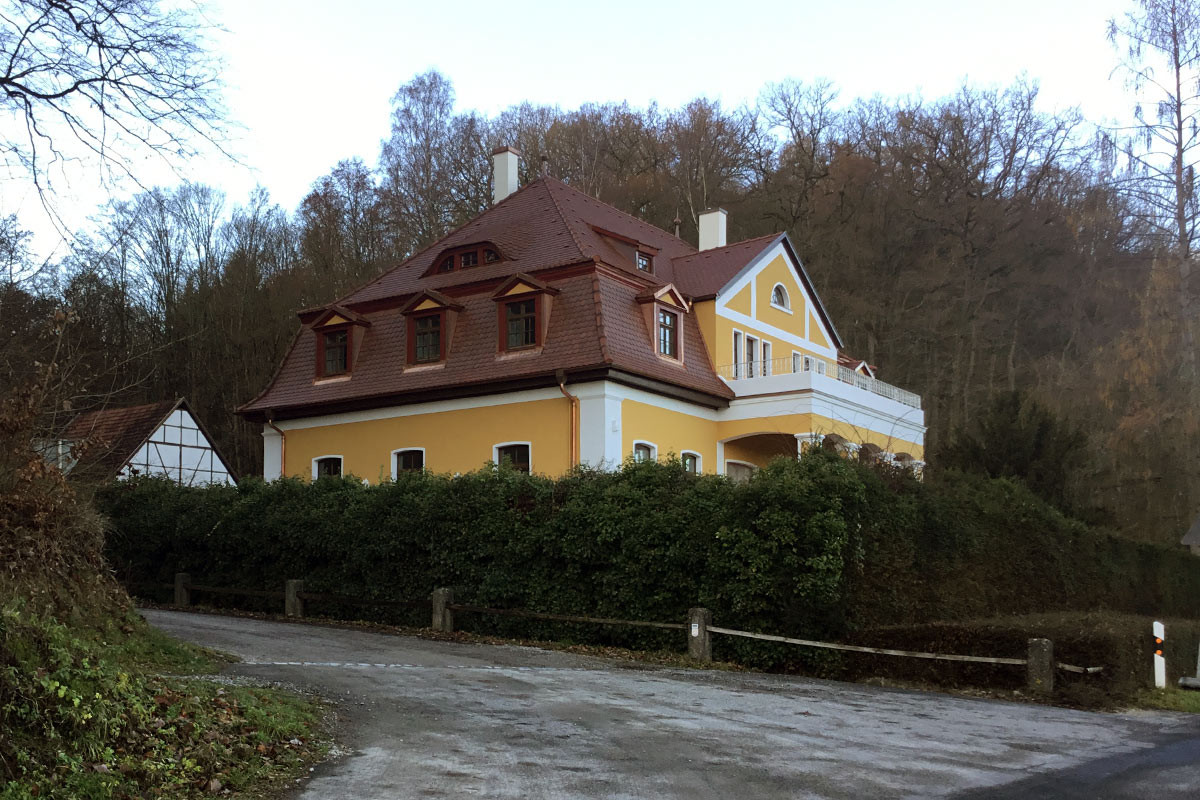 Dachsanierung Altenburger Haus Bad Kissingen